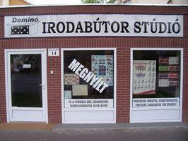 Dominó Irodabútor Stúdió