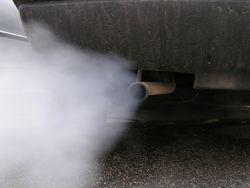szennyezett levegő, kipufogógáz, szennyeződés, javulás, városi,